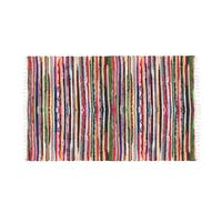 Multi Chindi Indoor Cotton Accent Rug