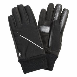 Isotoner Women's Polyester Touch Screen Thermaflex Gloves