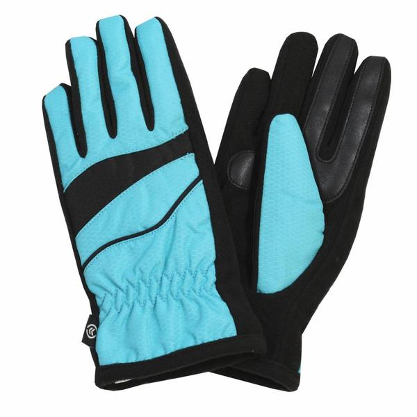 Shop Isotoner Women's Polyester Touchscreen Thermaflex Gloves - Free