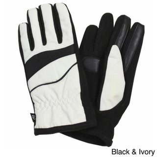Isotoner Women's Polyester Touchscreen Thermaflex Gloves (2 options available)