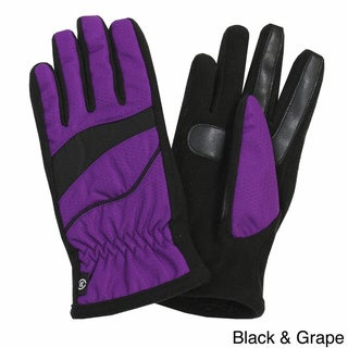 Isotoner Women's Polyester Touchscreen Thermaflex Gloves