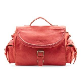 Liebeskind Berlin Caprice Stud Satchel Handbag