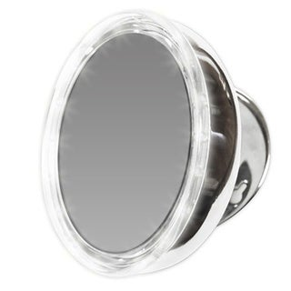 LED Suction 10x Magnification Mirror Plus Free 3-in-1 Compact Mirror