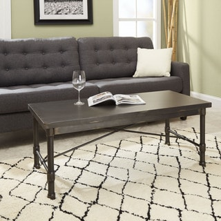 Oxford Industrial Collection Coffee Table by Silverwood