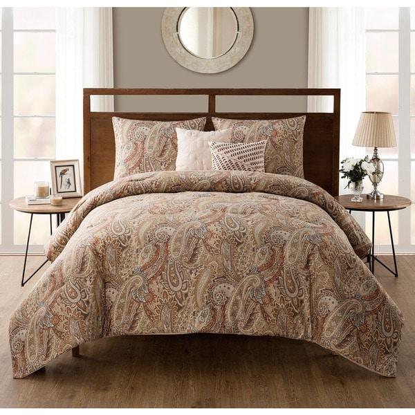 VCNY Home Palila 5 Piece Comforter Set