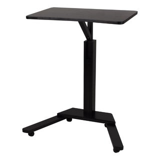 Podium Style Black Trek Desk