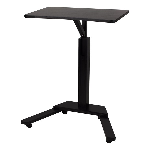 Podium Style Black Trek Desk