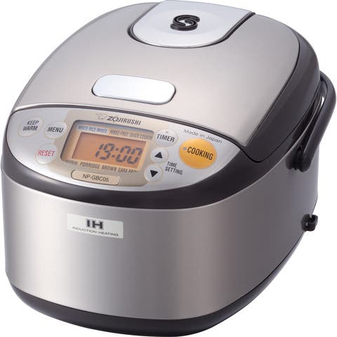 Zojirushi NP-GBC05 Micom Rice Cooker and Warmer