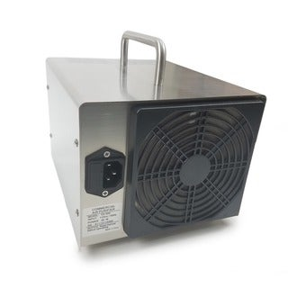 New Comfort Commercial-Grade Stainless Steel 5000mg O3 Ozone Generator Air Purifier