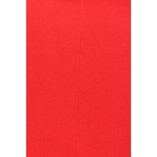 High Secret Women's Solid Color Asymmetrical-hem Draped-neck Open-front Cardigan