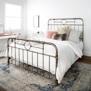 Bronze Pipe Metal Bed