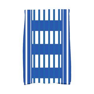 16 x 25-inch, Beach Blanket, Stripe Print Hand Towel