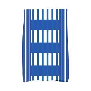 16 x 25-inch, Beach Blanket, Stripe Print Kitchen Towel