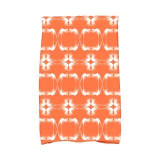 16 x 25-inch, Summer Picnic, Geometric Print Kitchen Towel