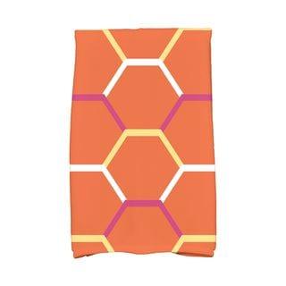 16 x 25-inch, Cool Shades, Geometric Print Kitchen Towel
