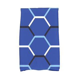 16 x 25-inch, Cool Shades, Geometric Print Kitchen Towel