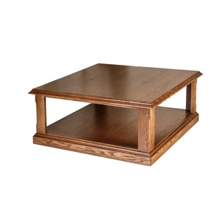 Forest Designs Traditional Coffee Table