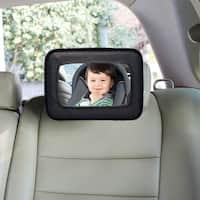 Dreambaby Backseat Mirror - Black