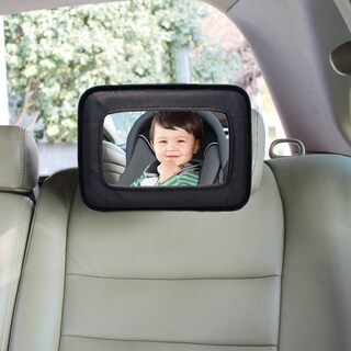 Dreambaby Backseat Mirror - Black