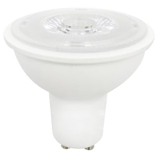GOODLITE 7W GU10 LED Bulbs, 75W Halogen Bulbs Equivalent, Dimmable, 700lm, CRI>80, UL LISTED (Pack of 10)