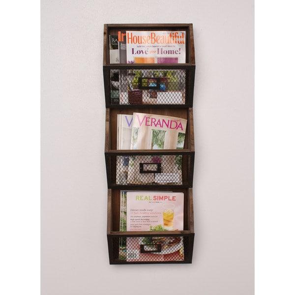 Ordinaire Designovation Burdock Vertical Wall Storage Pockets