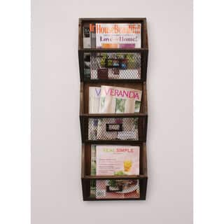 Designovation Burdock Vertical Wall Storage Pockets|https://ak1.ostkcdn.com/images/products/13847005/P20489682.jpg?impolicy=medium