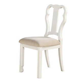 Acme Furniture Ira Chair, White