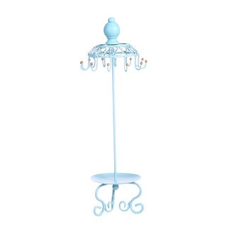 Ikee Design Metal Jewelry Display and Necklace Hanger Organizer