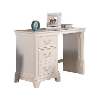 Acme Furniture Ira Desk, White