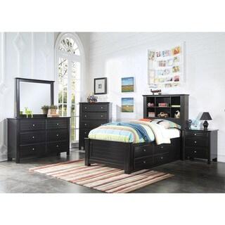 Acme Furniture Mallowsea 3-Drawer Nightstand