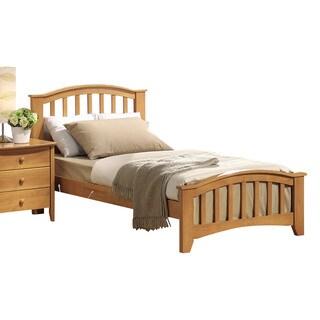 Acme Furniture San Marino Bed, Maple