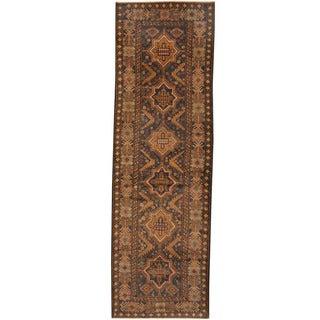 Handmade Herat Oriental Afghan Tribal Balouchi Wool Runner (Afghanistan) - 2'11 x 9'5