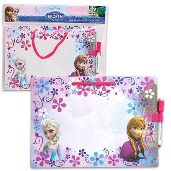 Disney 'Frozen' Pink Dry-erase Message Board