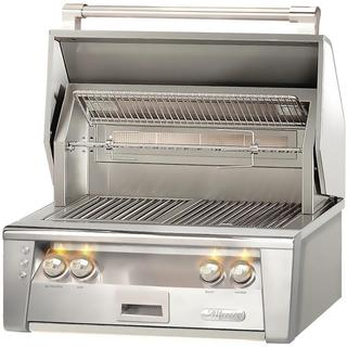 "Alfresco 30"" ALXE Standard Grill Head With Rotisserie"