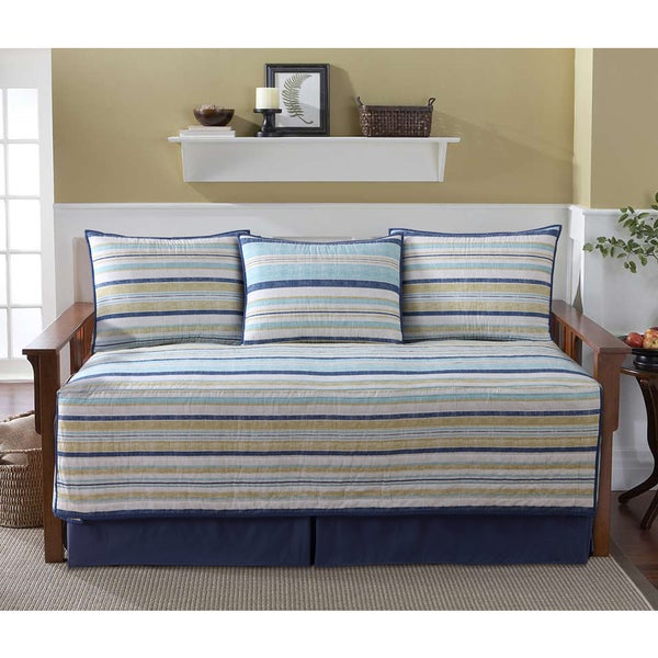 VCNY Home Avalon Daybed Cotton Quilt Set
