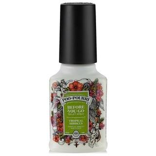 Poo-Pourri Before-You-Go 2-ounce Tropical Hibiscus Toilet Spray