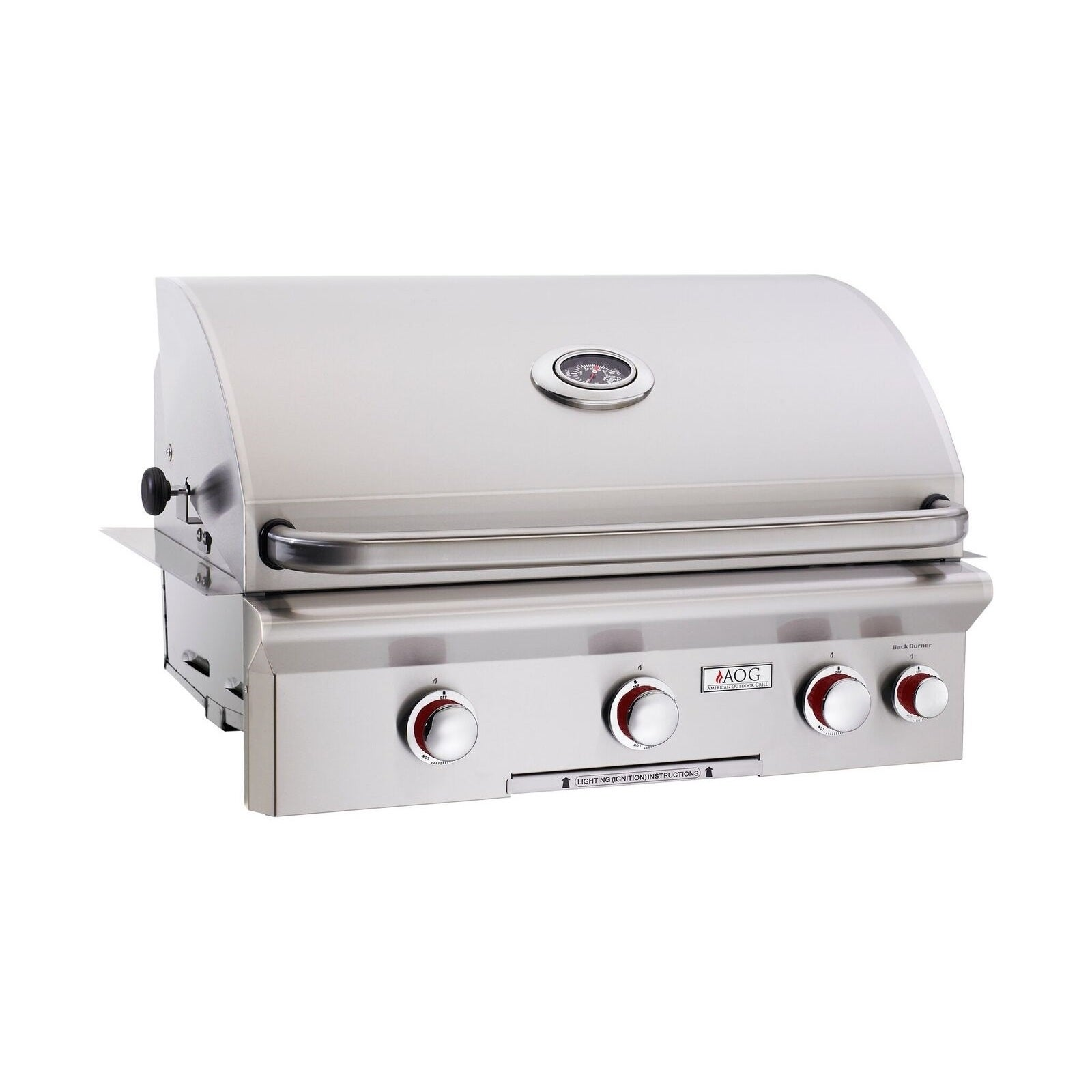 AOG 36 inch T Series Built in Gas Grill (Gas Grill), Grey...
