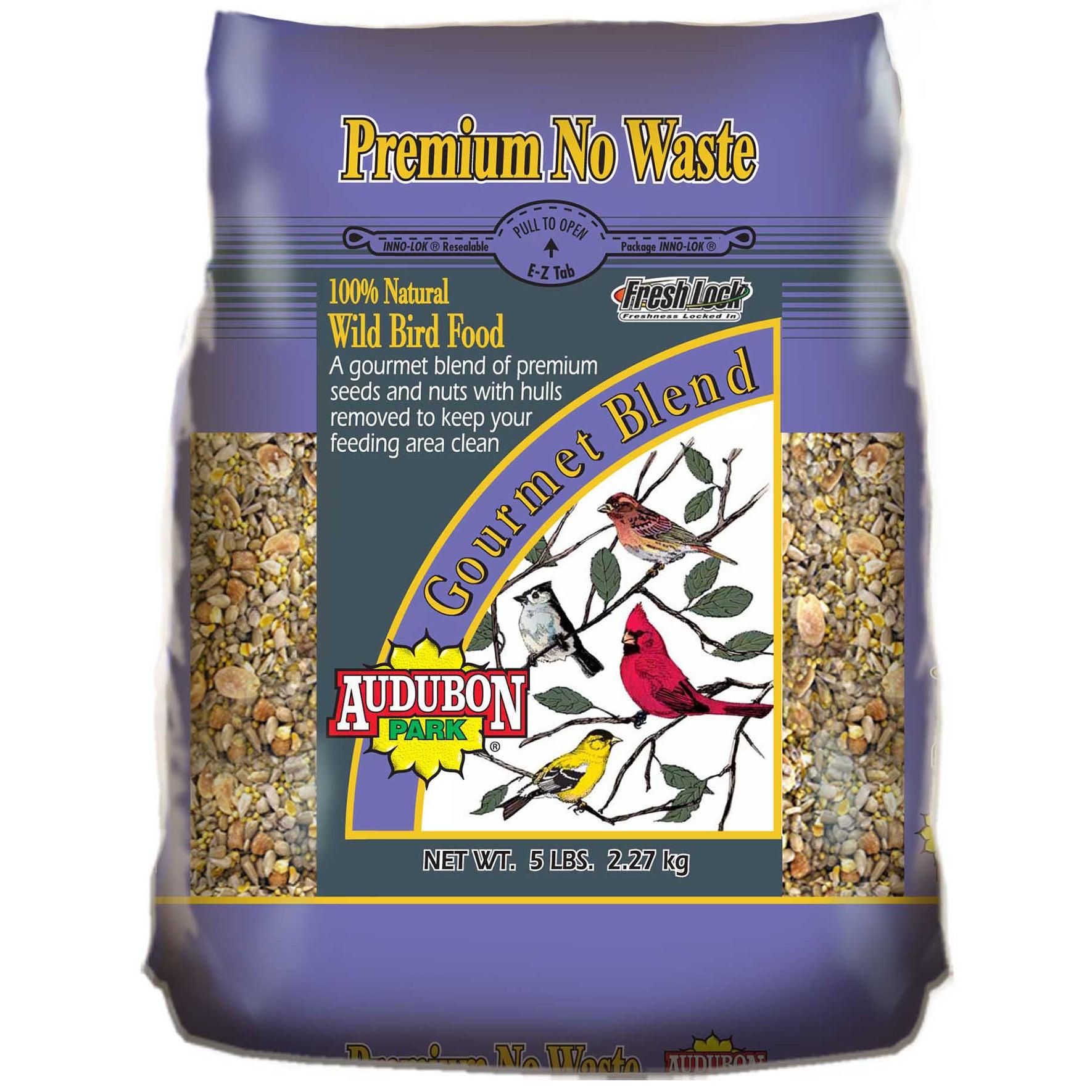 Audubon Park 5 lb Premium No Waste Wild Bird Food (5 lb)