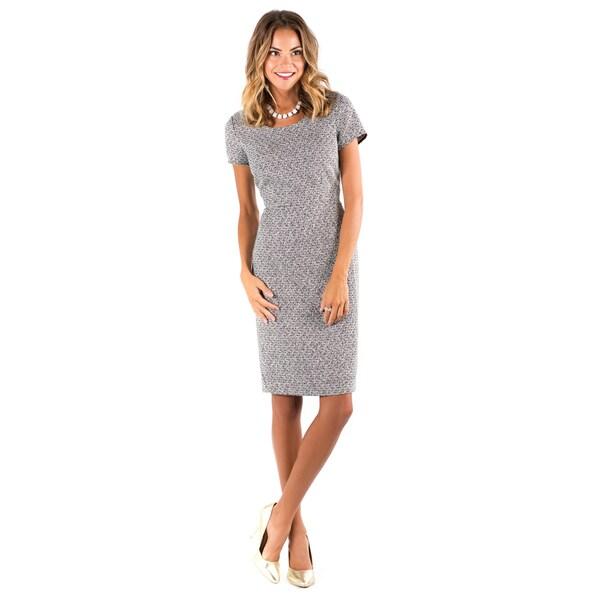 669358d64e Shop DownEast Basics Women's Saunter By Sheath Dress - Free Shipping ...