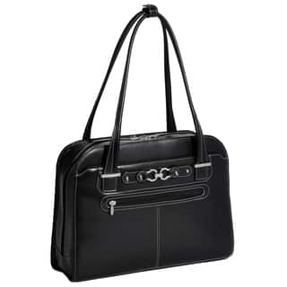 McKlein USA Women's Mayfair Leather 15.4-inch Laptop Briefcase Tote Bag|https://ak1.ostkcdn.com/images/products/13848626/P20491043.jpg?impolicy=medium