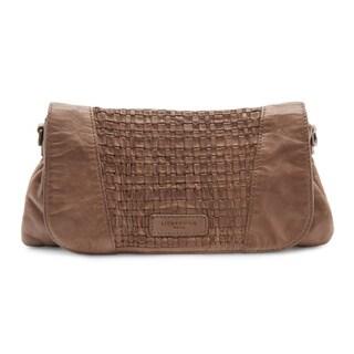 Liebeskind Berlin Curly Woven Clutch/Crossbody Handbag