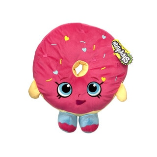 Shopkins Pink Delish Donut Pillow Buddy