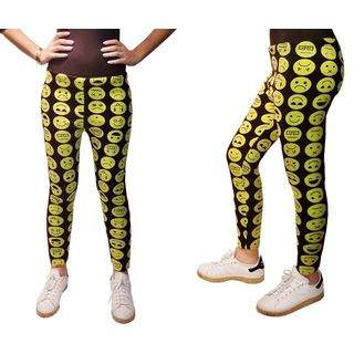 Riviera Juniors' Plus-size Legging
