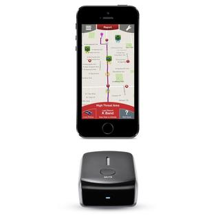 Cobra iRadar ATOM Ultra Compact Smart Detection System for iPhone and Android Devices (Refurbished)