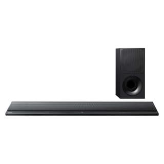 Sony HT-CT390 300W 2.1-Channel Soundbar System with Bluetooth Black