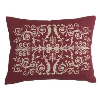 """Kosas Home Patricia 12""""x16"""" Pillow"""