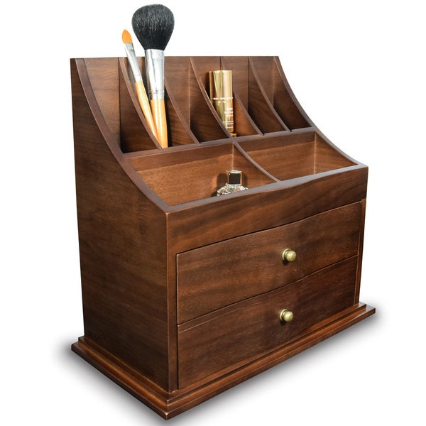 shop ikee design premium wooden cosmetic storage office. Black Bedroom Furniture Sets. Home Design Ideas