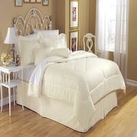 King Sized Eyelet 4 Piece Comforter Set