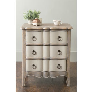 East At Main's Avalon Brown Rectangular Mahogany Accent Chest