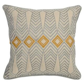"""Kosas Home Jamie Multi 18""""x18"""" Pillow"""